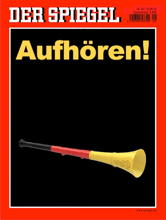 vuvuzela tröte