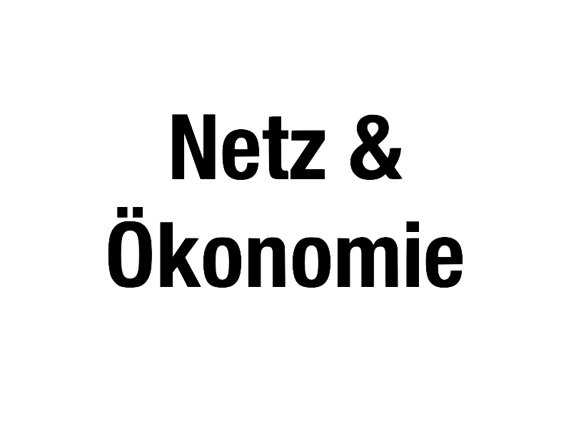 Netz & Ökonomie
