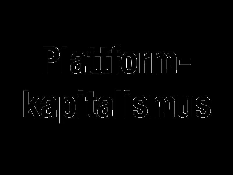 Plattformkapitalismus
